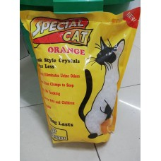Special Cat Orange - силиконова котешка тоалетна, портокал 3.8 литра