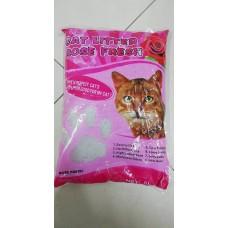 Perfect cat - тоалетна за котки от калиброван бентонит с аромат на роза 5 литра