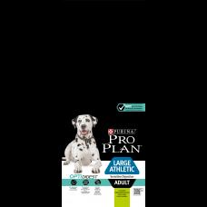 PURINA® PRO PLAN® Dog Large Athletic  Adult с OPTIDIGEST за кучета в зряла възраст от едри атлетични породи, суха храна, Агне,14kg