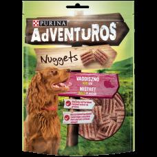 PURINA® ADVENTUROS ® Nuggets Лакомства за кучета в зряла възраст, Глиганско, 90 гр.