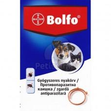 Болфо Противопаразитна каишка за котки и кучета 38см