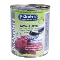 Dr.Clauder  Selected Meat Lamm /Apfel - агнешко и ябълки за кученца със ставни проблемии 800гр