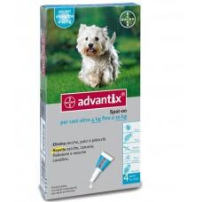 Адвантикс, Спот-он разтвор за кучета от 4 до 10 кг.  / една пипета/