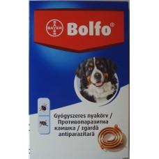 Болфо Противопаразитна каишка за кучета 70см