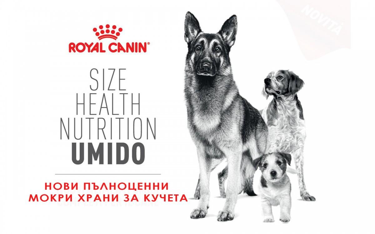 Royal Canin пуска нова гама от мокри храни
