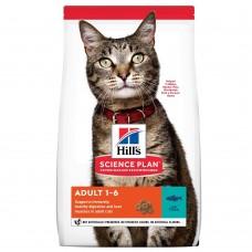 Hill's SP Feline Adult OptCare Tuna / с риба тон/ 0,3кг - За котки от 1 до 7 години
