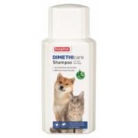 Шампоан Beaphar Dimethicare за кучета и котки противопаразитен 200мл
