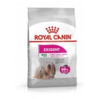 Royal Canin SHN MINI EXIGENT Пълноценна суха храна за капризни кучета от малки породи на възраст над 10 месеца  /1кг/