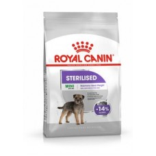 Royal Canin SHN MINI STERILISED Пълноценна суха храна за КАСТРИРАНИ кучета от малки породи на възраст над 10 месеца /1кг/