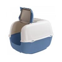 Котешка тоалетна PRIMA Cabrio - закрита котешка тоалетна с филтър