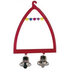 Feplast PA 4058 - пластмасова люлка за декоративни птички със звънчета
