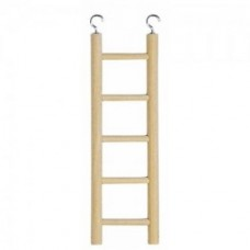 Ferplast PA 4004 - дървена стълба, 9 стъпала