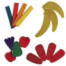 Ferplast Дървени играчки за хамстери PA 4752 4бр.