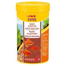 SERA голди 12гр, пакетче за златни рибки