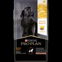 PURINA ® PRO PLAN ® NATURE ELEMENTS ® DERMA CARE за кучета в зряла възраст от средни и едри породи, суха храна, Сьомга, 10 kg