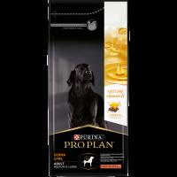 PURINA ® PRO PLAN ® NATURE ELEMENTS ® DERMA CARE за кучета в зряла възраст от средни и едри породи, суха храна, Сьомга, 2 kg