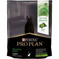 PURINA ® PRO PLAN ® NATURE ELEMENTS ® BALANCED START за бебета кучета от дребни и мини породи, суха храна, Агне, 700 g