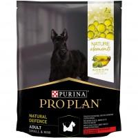 PURINA ® PRO PLAN ® NATURE ELEMENTS ® DEFENCE за кучета в зряла възраст от дребни и мини породи, суха храна, Говеждо, 700 g