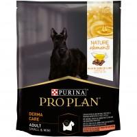 PURINA ® PRO PLAN ® NATURE ELEMENTS ® DERMA CARE за кучета в зряла възраст от дребни и мини породи, суха храна, Сьомга, 700 g