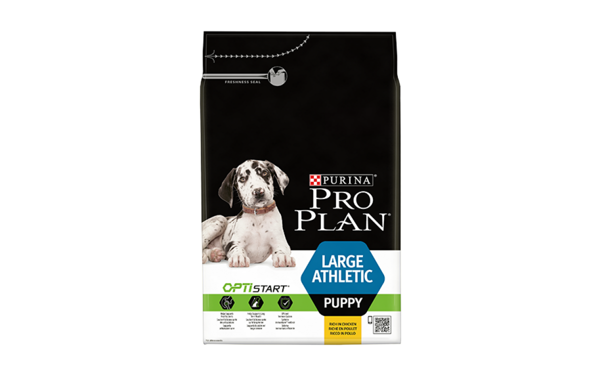 Защо да купите PURINA® PRO PLAN® Dog Large Athletic Adult с OPTIDIGEST