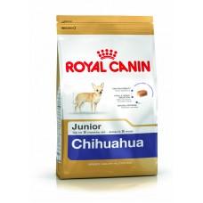 Royal Canin CHIHUAHUA JUNIOR Пълноценна суха храна за подрастващи чихуахуа от 2- до 8-месечна възраст /500гр./