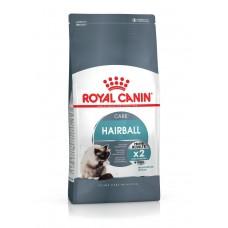 Royal Canin FCN CARE HAIRBALL  Пълноценна суха храна за котки над 12 месеца за намаляване образуването на космени топки /2кг/
