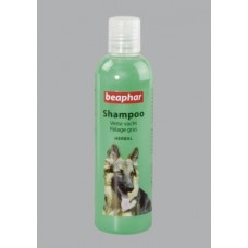 Beaphar Шампоан Herbal за мазна козина, билков, 250 мл