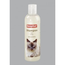 Beaphar Шампоан Cat Macadamia oil, за котки, 250 мл.