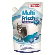 Beaphat Multi Fresh Ocean Breeze  400g ензимен ароматизатор котешки тоалетни океански бриз