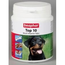 """Beaphar Мултивитамини за кучета""""TOP 10"""",180бр."""