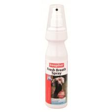 Beaphar Fresh Breath Spray   – спрей за уста с ензими протеаза, глюкозо оксидаза,