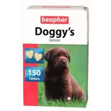 """Beaphar Кучешки сърчица с """"Biotin Junior"""",150бр.,за малки"""