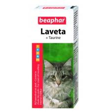 Beaphar Laveta Cat 50 мл - течни витамини за козина