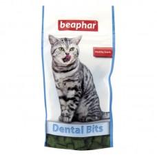 Beaphar Cat-A-Dent  Bits-  хапки за устна хигиена 35гр