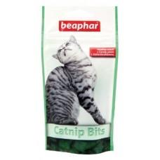 Beaphar Catnip-Bits –хрупкави хапки с паста с котешка трева 35гр