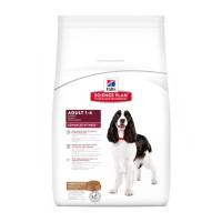 Hill's SP Canine Adult Advance Fitness Lamb&Rice/с агнешко&ориз/ 14кг - За кучета от дребни и средни породи с умерени енергийни нужди на възраст от 1 до 7 години