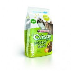 VERSELE LAGA CRISPY MUESLI RABBIT 1 KG / CUNI CRISPY-пълноценна храна за декоративни зайци