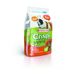VERSELE LAGA CRISPY MUESLI - GUINEA PIGS 1 KG/CRISPY CAVIA -пълноц. храна за морски свинчета